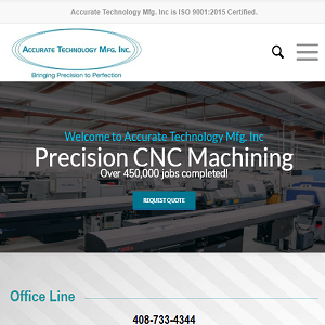 Accurate Technology Mfg Inc